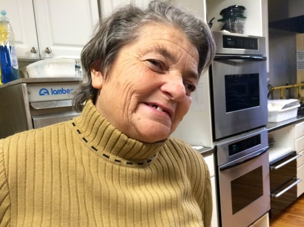 Annabelle Biefer, Parkdale Food Centre volunteer
