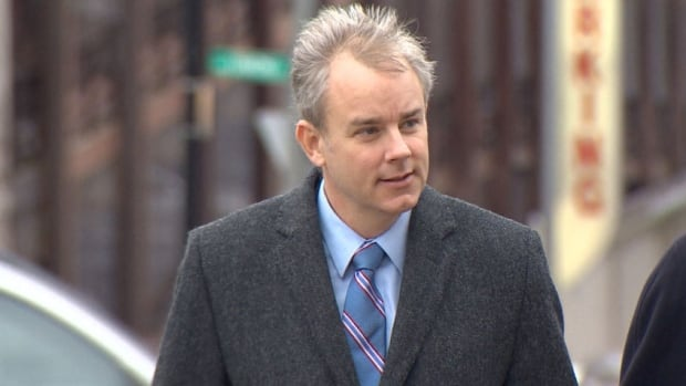 Dennis Oland, 47, is facing life in prison after a jury found him guilty of second-degree murder in the 2011 death of his father, prominent businessman Richard Oland.