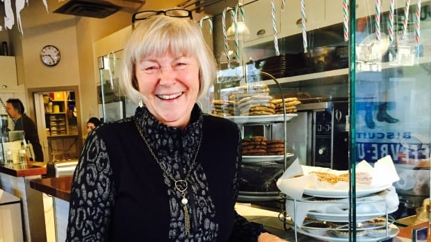 Margie Gibb owns Caffé Beano just off 17th Avenue S.W. in Calgary.