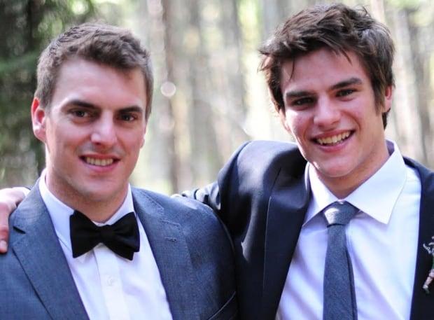 Brett Parker and Andre Parker