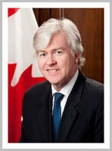 John Holmes, Canada's ambassador to Turkey