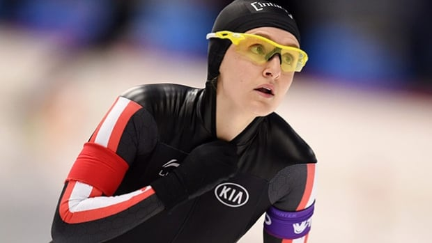 Winnipeg speedskater Heather McLean, 25, has been named to Canada's national team and will compete at the Olympic Games in February.