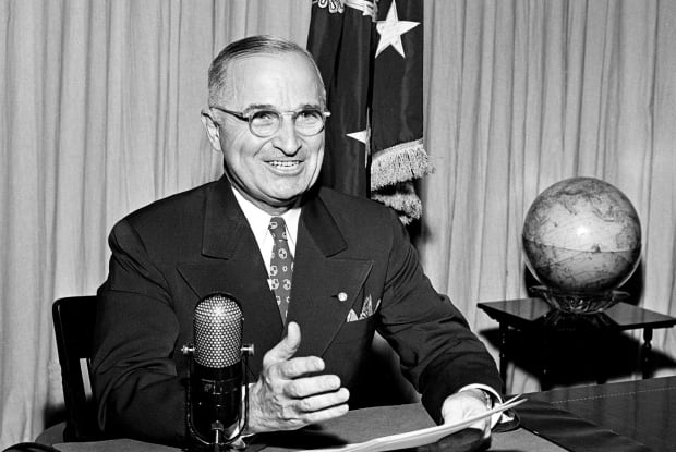an overview of the doctrine of harry s truman an american president