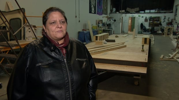 Idle No More organizer Alex Wilson says tiny houses are an affordable, sustainable way to help make a dent in the First Nation housing crisis.