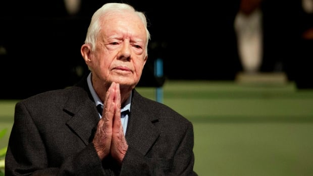 Families in Edmonton and Fort Saskatchewan will get new Habitat for Humanity homes through former U.S. president Jimmy Carter's Carter Work Project.