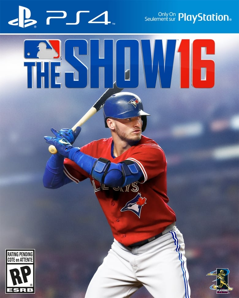 info for 2f205 54980 Josh Donaldson becomes latest cover athlete for MLB The Show ...