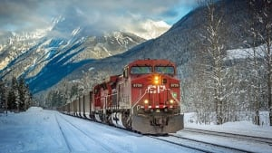 CP Rail Revelstoke