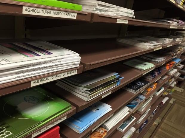 MUN journals