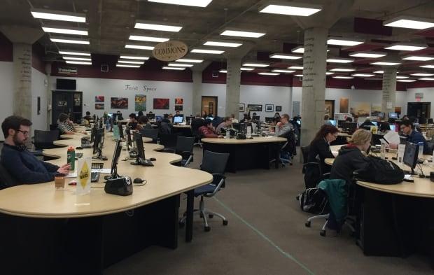 Memorial University library