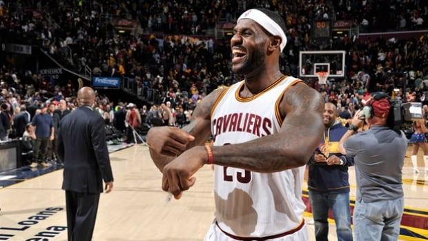 LeBron James of the Cleveland Cavaliers has plenty of reasons to smile after signing a lifetime endorsement contract with Nike. James entered the NBA in 2003 with a $90 million US contract from Nike.