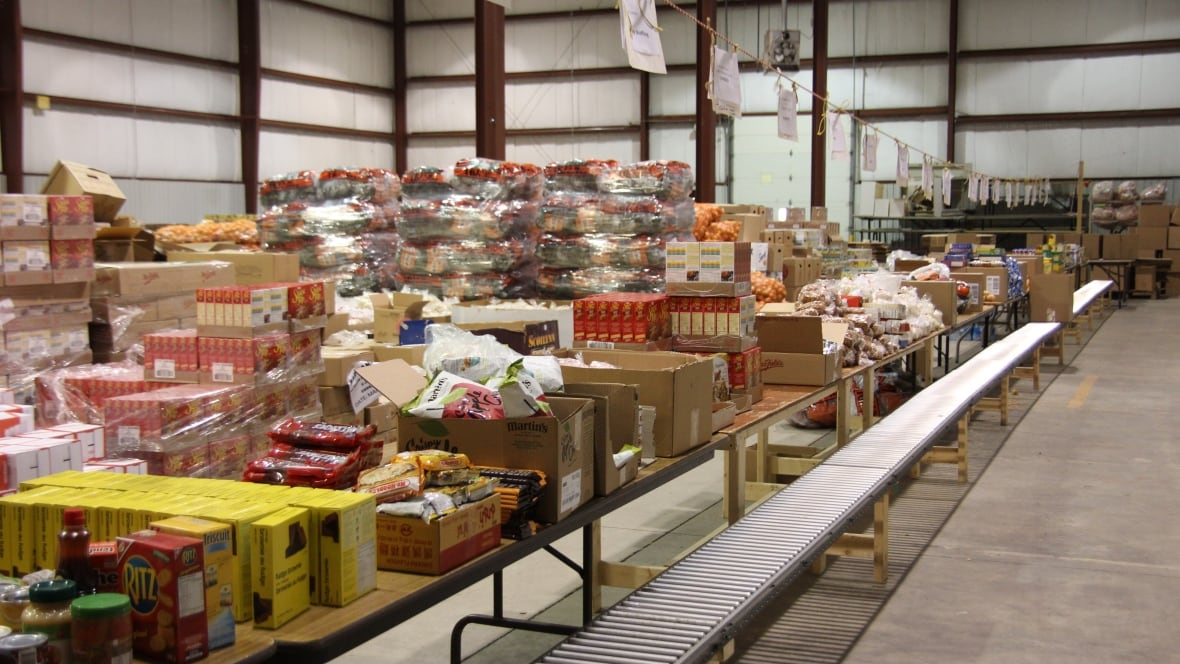 Kitchener And Area Food Banks