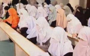 Al-Huda school shots