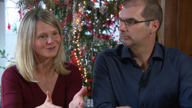 West Quebec couple Suzy Wiggins Fournel and Martin Fournel spent two years searching for a diagnosis of their son's sudden psychiatric 'nightmare.'