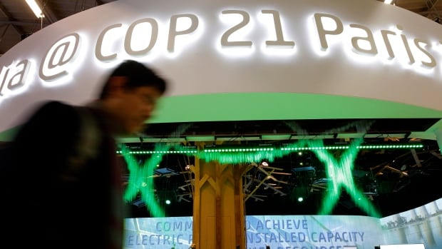 Laurentian university has signed an international pledge to be more sustainable, based on the recent Paris climate conference, COP21.