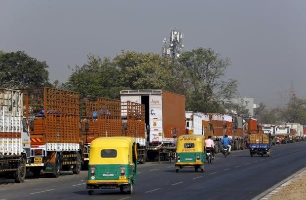 Ahmedabad, India POLLUTION/