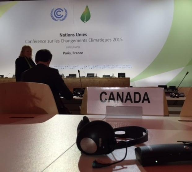 Canada at COP21