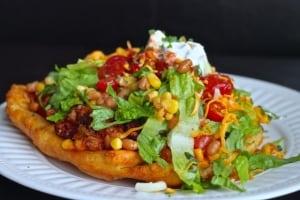 Indian Taco
