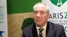 Steve Williams at COP21