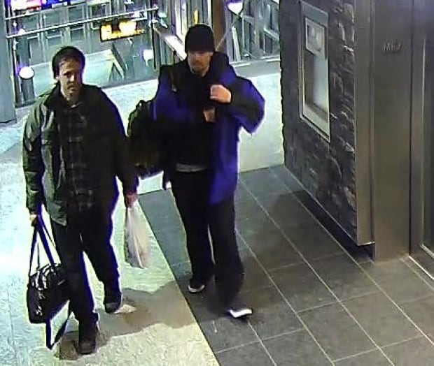 Tuscany LRT Hate Crime suspects
