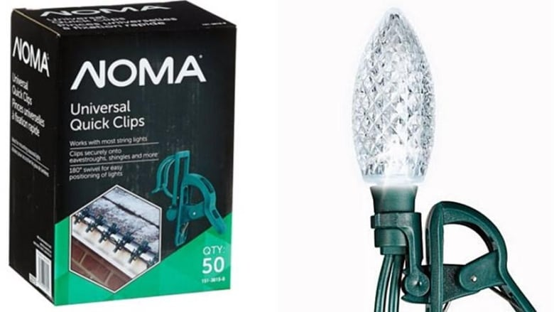 Canadian Tire sues Walmart for allegedly copying Christmas lights ...