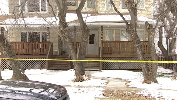 Edmonton police were called to a this home in northeast Edmonton in December 2015 where they found a distraught man. He later died in custody.