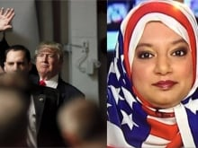 Saba Ahmed, an attorney and founder of the Republican Muslim Coalition, says she doesn't think Trump's anti-Muslim rhetoric will manifest into anti-Muslim policy.