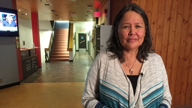 'It's starting the right way, it's talking to us first,' says Sandra Lockhart, a Yellowknife indigenous women's advocate.