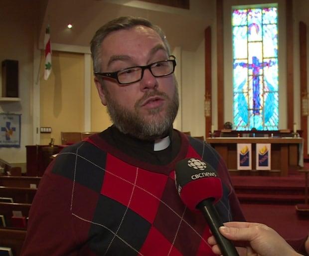 Reverend Robert Cooke
