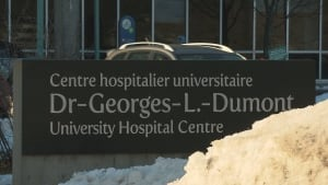 Dr Georges-L-Dumont University Hospital Centre