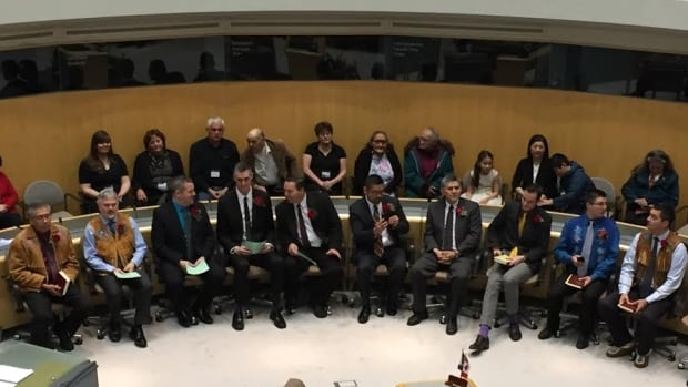 The N.W.T.'s new MLAs are sworn in Dec. 8. Cabinet ministers from outside Yellowknife are now making more money than they have in the past because they're no longer expected to move to Yellowknife when they take a seat on cabinet.