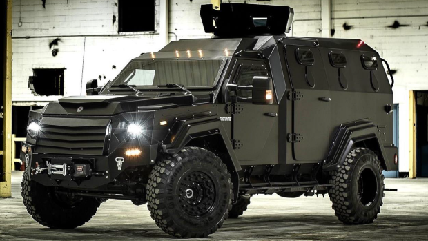 In the spring of 2016, the Winnipeg Police Service will get a GURKHA tactical vehicle, from Terradyne Armored Vehicles.