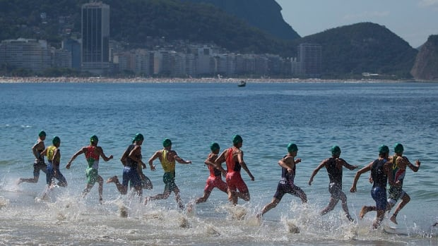 "Beach volleyball will be centre stage on Copacabana beach in Rio de Janeiro, Brazil during the 2016 Olympics, though this is also the venue for the triathlon and distance swimming. Bob McCormack, Canada's chief medical officer for the Games, reports ""steady progress"" by officials in Rio in terms of the water quality at the Olympic water venues."