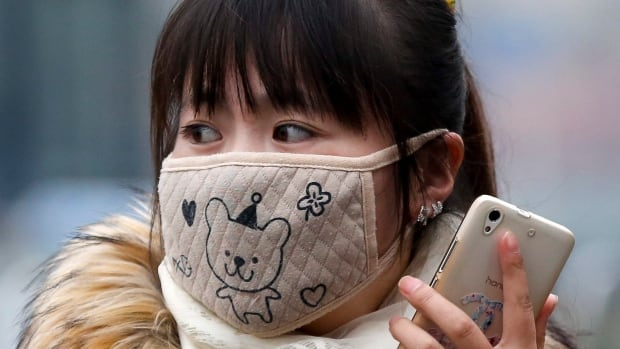 Stifling smog conditions in Beijing and other major cities in China this week forced people to wear masks in the streets.