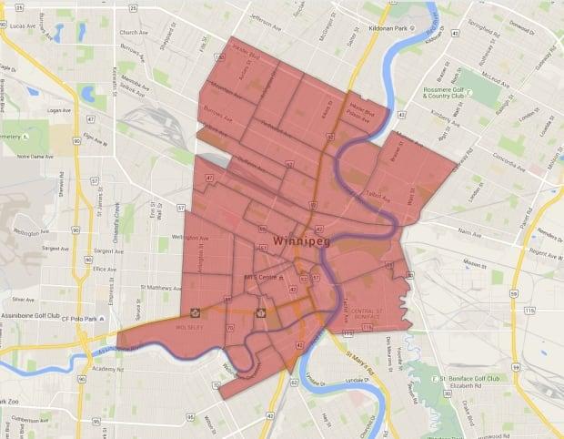 Winnipegs Inner City Reversing Decades Of Decline Report Says - Where is winnipeg