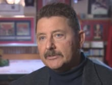 Retired senior RCMP Supt. Garry Clement