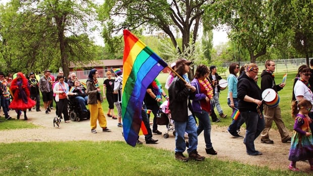 Moose Jaw Pride has been awarded funds to establish a modest office.