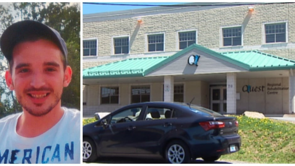Landon Webb is currently living at the Quest Regional Rehabilitation Centre, just outside of Halifax.