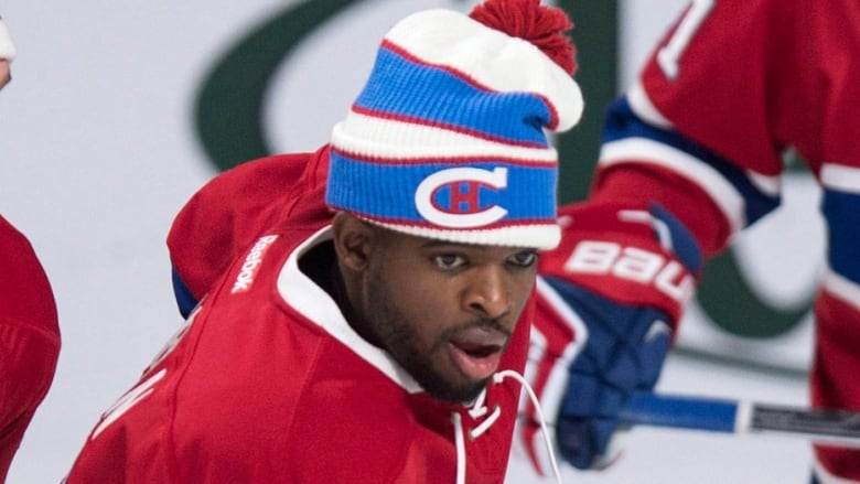 e19280f64 P.K. Subban s exploits both on and off the ice always seem to draw fans   attention on Twitter. (Paul Chiasson Canadian Press)
