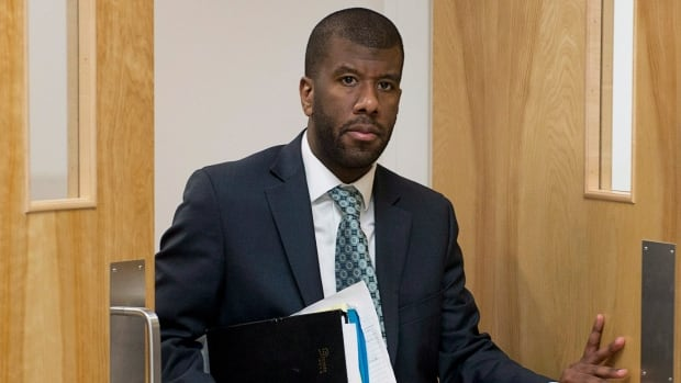Halifax lawyer Lyle Howe.