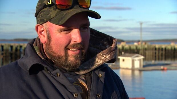 West Pubnico fisherman Benjie Nickerson says this season's weather is the best he's ever seen.
