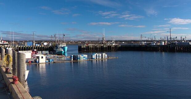 West Pubnico Harbour