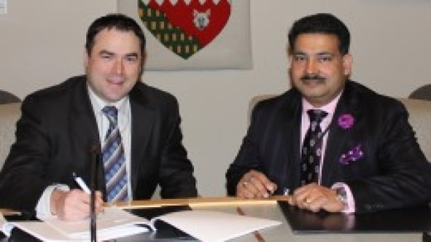 Dave Ramsay and Deepak Kumar