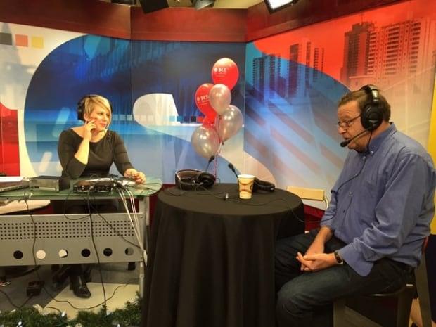Guy Vanderhaeghe - CBC Saskatoon