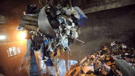 European energy from waste plant