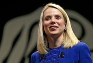 Yahoo CEO-Twins