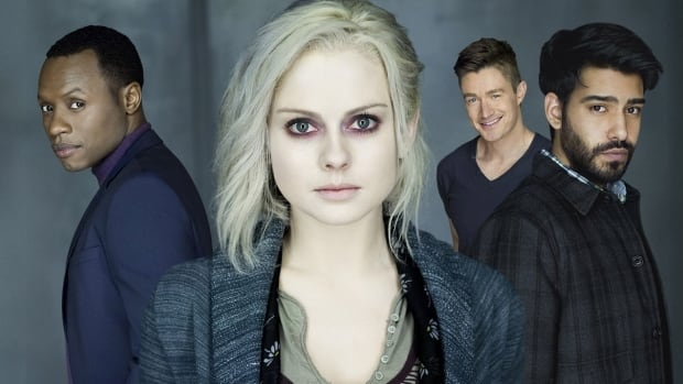 The CW's cult show iZombie is regularly represented in Twitter trends, but struggles in the ratings.