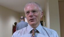 Craig Mackie, executive director, P.E.I. Association for Newcomers to Canada