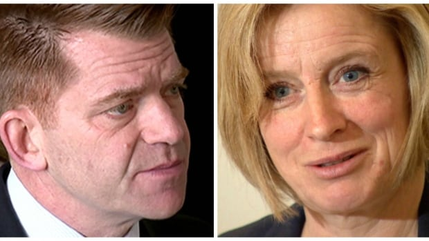 Alberta Wildrose leader Brian Jean says it is time for the provincial government to change course.