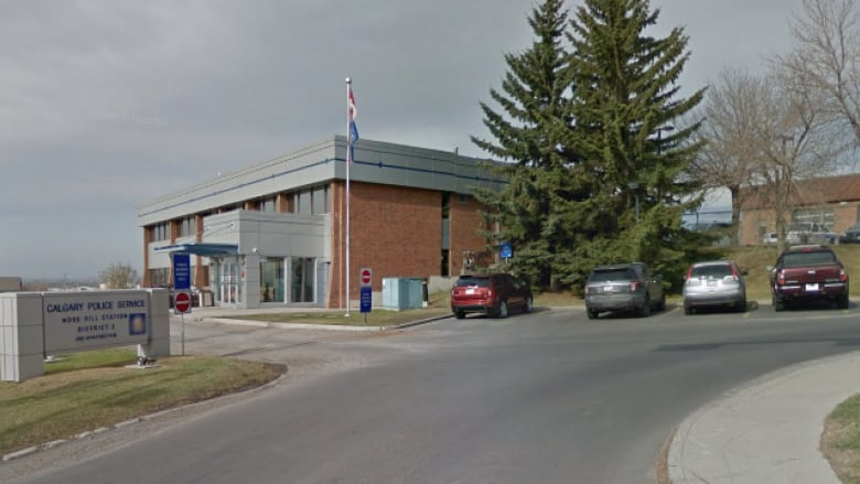 Calgary Police district 3 office