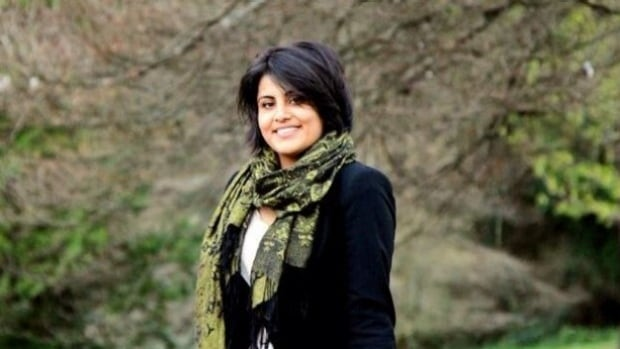 Loujain al-Hathloul is a Saudi Arabian women's rights activist who is currently running in a Saudi municipal election. It's the first time the Kingdom is allowing women to vote and stand as candidates.